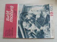 Svět motorů 19 (1965) ročník XIX.