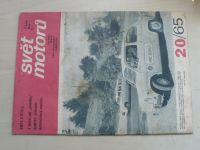 Svět motorů 20 (1965) ročník XIX.
