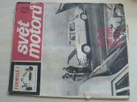 Svět motorů 9 (1966) ročník XX.
