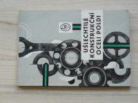 Ušlechtilé konstrukční oceli Poldi (1971)