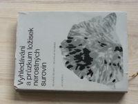 Kužvart, Böhmer - Vyhledávání a průzkum ložisek nerostných surovin (1972)