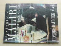 Největší malíři - život, inspirace a dílo - č. 24 (2000)