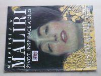 Největší malíři - život, inspirace a dílo - č. 28 (2000)
