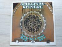 Spirituál Kvintet – Písničky Z Roku Raz Dva (1972)