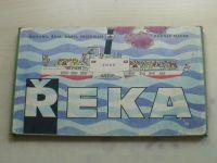 Říha, Friedrich - Řeka (1962)