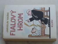 Hašek - Fialový hrom (1958)
