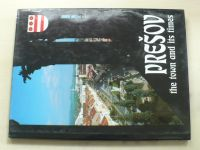 Prešov the town and its times (1997) anglicky