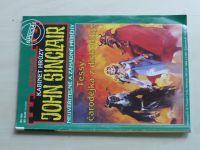 Kabinet hrůzy sv. 002 - John Sinclair - Tessy, čarodějka z diskotéky (1997) speciál