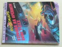 Rodokaps 268 - Ren Dhark - Brand - Vzpoura na opěrném bodu T-XXX (1993)