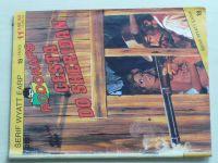 Rodokaps 292 - Šerif Wyatt Earp - Mark - Cesta do Sheridan (1993)