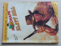 Rodokaps 297 - Šerif Wyatt Earp - Mark - Zlatý Bill (1993)
