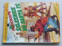 Rodokaps 312 - Šerif Wyatt Earp - Mark - Železnice do Santa Fé (1994)