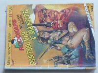 Rodokaps 322 - Šerif Wyatt Earp - Mark - Pistolník v Dakotě (1994)