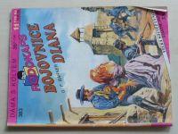 Rodokaps 383 - Dáma s koltem - Barner - Bojovnice Diana (1994)
