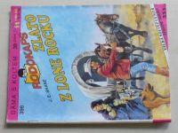 Rodokaps 398 - Dáma s koltem - Shane - Zlato z Lone Rocku (1994)