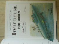 Verne - Dvacet tisíc mil pod mořem - Klasický příběh,doplněný zajímavými fakty a fotografiemi (2000)