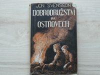 Jon Svensson - Dobrodružství na ostrovech (1940) Příhody Nonniho na Sjaellandu a Fynu