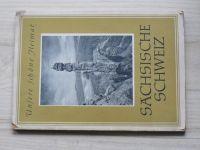Hofmann - Sächsische Schweiz (1959) Saské Švýcarsko