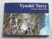 Juhás - Vysoké Tatry - Tatranský národný park (1980) slovensky