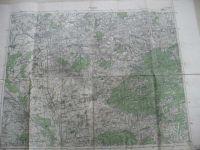 Mapa 1 : 75 000 - Přerov (nedatováno)