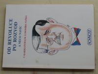 Od revoluce po rozvod a něco navíc v karikaturách Lubomíra Vaňka (1994)