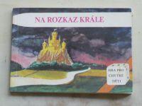 Štíplová - Na rozkaz krále (1989) gamebook