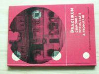 Volín, Špelda - Praktikum černobílé fotografie a promítání pro pedagogické fakulty (1964)
