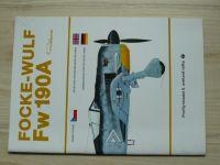 Bílý, Šipka - Focke-Wulf Fw 190A - Modelpres 1995 - Profily letadel II. sv.války 7