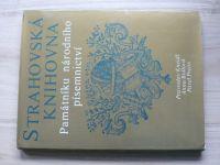 Kneidl, Rollová, Preiss - Strahovská knihovna Památníku národního písemnictví (1985)