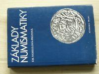 Nohejlová-Prátová - Základy numismatiky (1986)