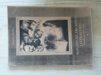 Blažke - Kouzelné zrcadlo literatury - Písemnictví 19. věku (1999)