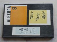 Horáček - Algebra 9. (1977)