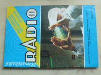 Amatérské radio - Malý katalog pro konstruktéry (1991) příloha