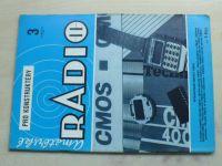 Amatérské radio pro konstruktéry 3 (1985) ročník XXXIV.