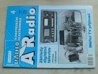 Amatérské radio pro konstruktéry - Konstrukční elektronika 4 (2006) ročník XI.