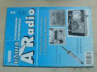 Amatérské radio pro konstruktéry - Konstrukční elektronika 2 (2000) ročník V.