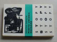 Stopy - Christie - Miesto určenia naznáme (1972) slovensky