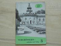 Fotorat 3 - Franke - Vergrössern - mühelos und billig (1957)