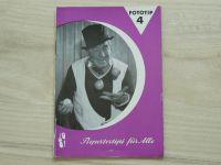 Fototip 4 - Hájek - Reportertips für alle (1958)