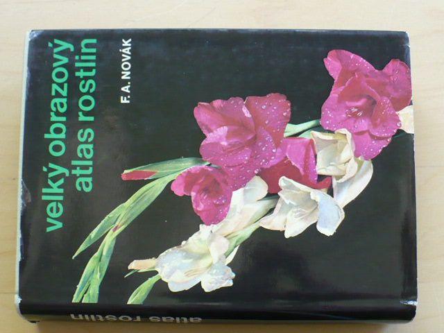 Novák - Velký atlas rostlin (1970)