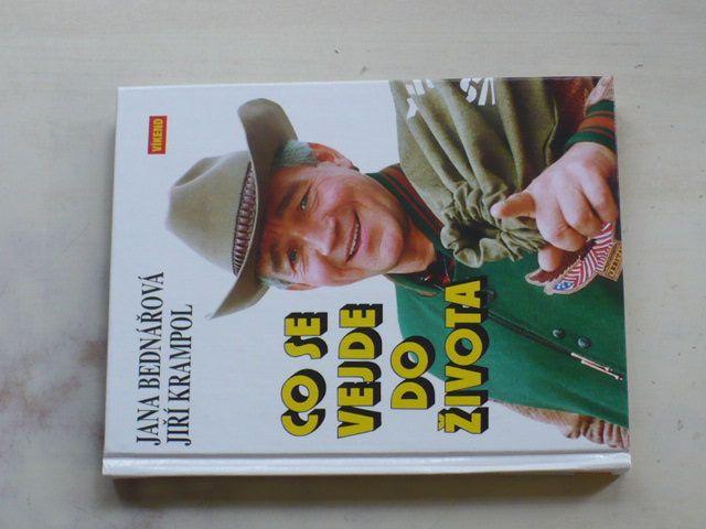 Bednářová, Krampol - Co se vejde do života (1994) podpis autora