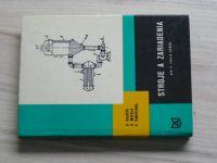 Daučík, Mikula, Šmeringa - Stroje a zariadenia pre 4. ročník SPŠCH  (1969)