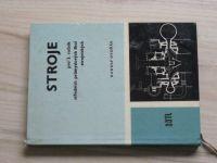 Dvořák - Stroje pro 3. ročník SPŠ strojnických (1968)