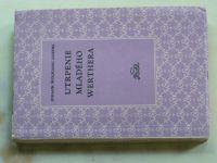 Goethe - Utrpenie mladého Werthera (1957) slovensky