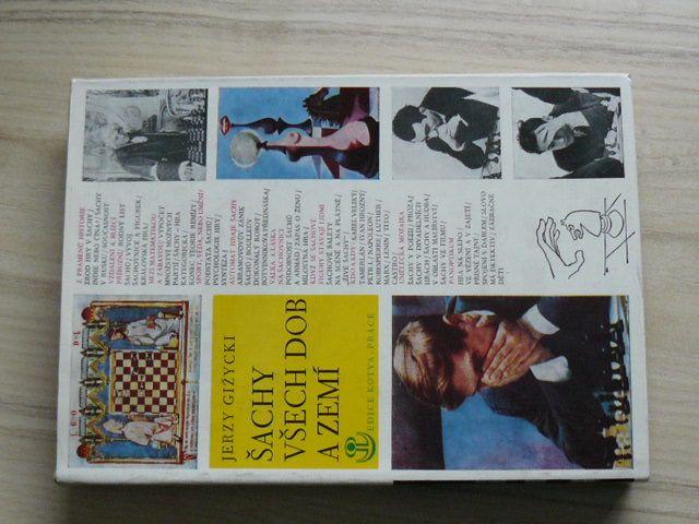Gyžicki - Šachy všech zemí a dob (1975)