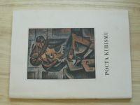 Pocta kubismu - Katalog Prostějov 2001