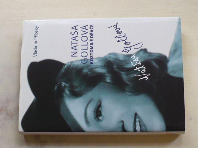 Příbský - Nataša Golová - Roztomilé děvče (2013)