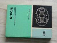 Šidák a kol. - Stroje pro studium pracujících na průmyslových školách strojnických (1975)