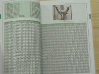 Hodnocení trofejí - Mezinárodní přehlídka trofejí Natura Viva 2005