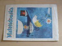 Mateřídouška 3 (1965) ročník XXII.